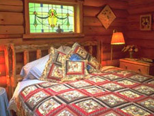 Guest House Log Cottages