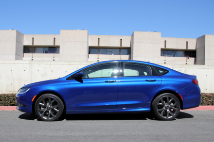 Chrysler 200S side view