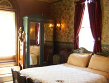 The Victorian Rose Bed & Breakfast