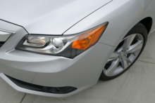 2013 Acura ILX Premium head light