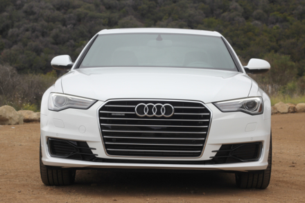 2016 A6 front