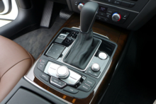2016 A6 gearshift