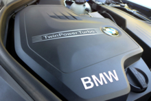 2015 BMW 228i Coupe motor