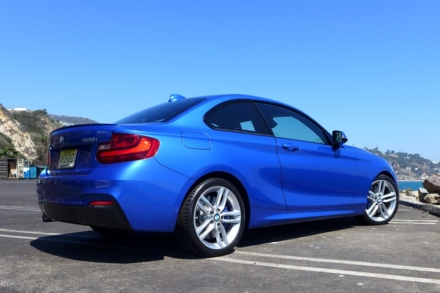 2015 BMW 228i Coupe Right Rear