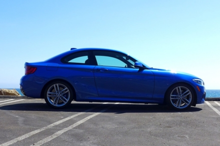 2015 BMW 228i Coupe Right Side