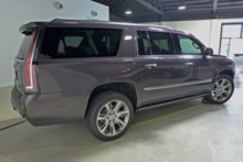 2015 Escalade side view