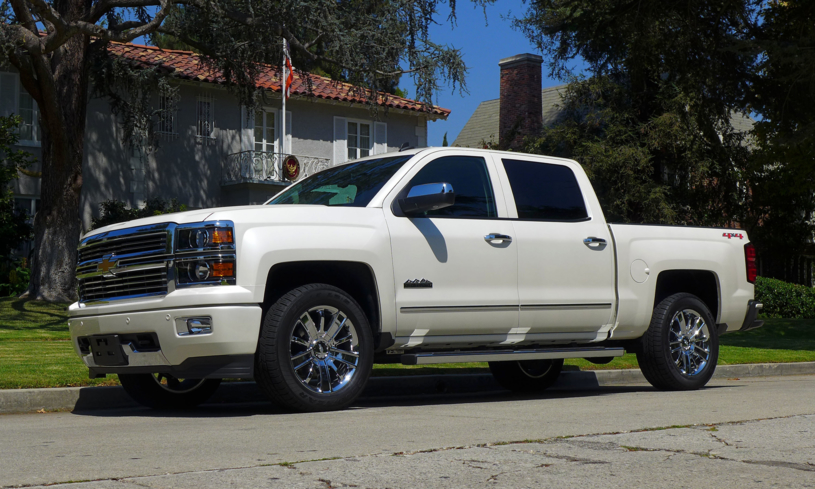 2014 Chevrolet Silverado High Country 4WD Crew