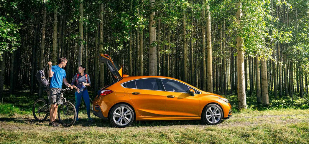 2017 Chevy Cruze Hatchback