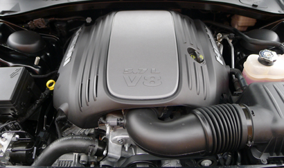 2013 Dodge Charger R/T AWD engine