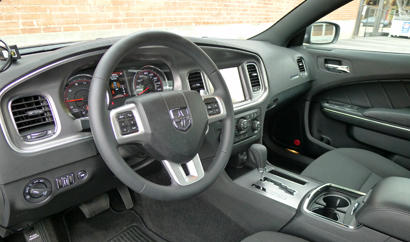 2013 Dodge Charger R/T AWD interior