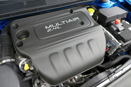 2015 Dodge Dart GT engine