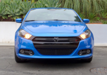 2015 Dodge Dart GT front view