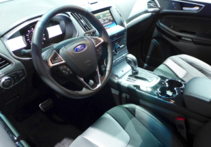 2015 Ford Edge Sport AWD interior