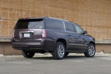 2016 GMC Yukon XL Denali 4WD rear view