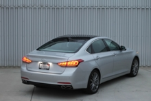 2015 Hyundai Genesis RWD 5.0 Sedan back view
