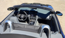 2014 Jaguar F-TYPE S interior