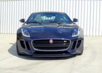 2016 Jaguar F-TYPE S Coupe Manual front view
