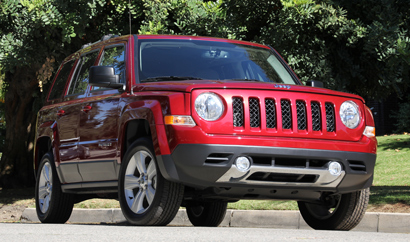 2014 Jeep Patriot Limited 4x4