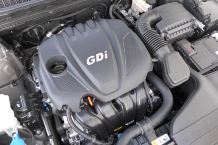 2015 Kia Optima SX motor