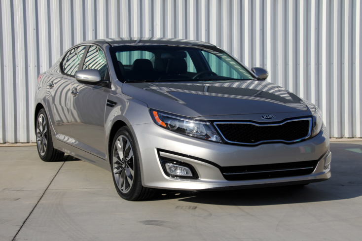 2015 Kia Optima SX