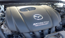 2014 Mazda 3 i 4-Door Touring engine