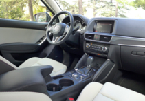 2016 Mazda CX-5 Grand Touring FWD interior