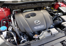2016 Mazda CX-5 Grand Touring FWD motor