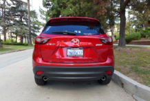 2016 Mazda CX-5 Grand Touring FWD rear view