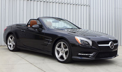 2013 Mercedes-Benz SL550 Roadster