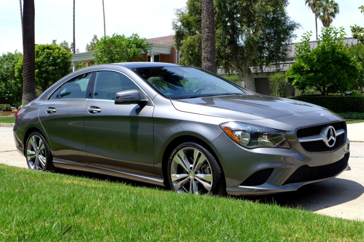2014 Mercedes Benz CLA250 4Matic