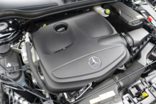 2015 Mercedes-Benz GLA250 4MATIC motor