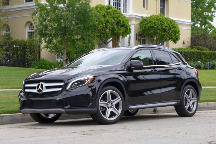 2015 Mercedes Benz GLA250 4MATIC