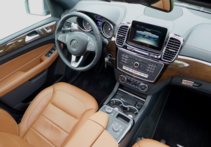 2016 Mercedes-Benz GLE400 4MATIC interior