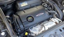 2014 Mini John Cooper Works Countryman engine