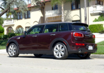 2016 Mini S Clubman side view