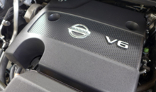 2013 Nissan Pathfinder Platinum 4x4 engine