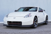 2014 Nissan 370Z Nismo front view
