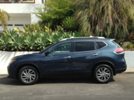 2014 Nissan Rogue side view
