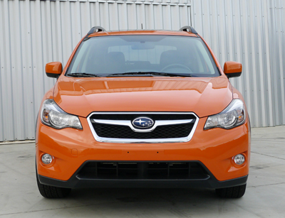 2013 Subaru XV Crosstrek 2.0i Limited front view