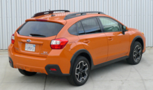 2013 Subaru XV Crosstrek 2.0i Limited rear view