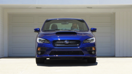 2016 Subaru WRX Limited front view