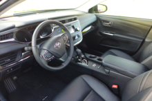 2015 Toyota Avalon Hybrid interior