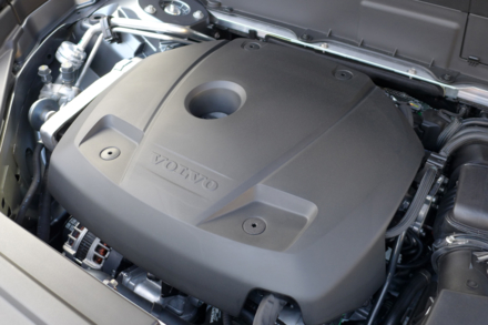 2016 Volvo XC90 T6 engine
