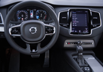 2016 Volvo XC90 T6 AWD R-Design interior