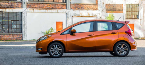The 2017 Nissan Versa Note is one of GAYOT's Best Cheap Cars