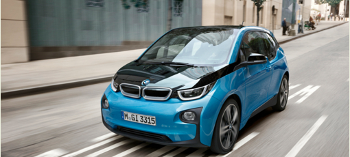The 2017 BMW i3, one of GAYOT's Best Electric Cars