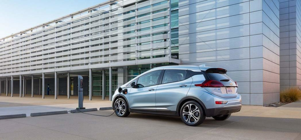 The 2017 Chevrolet Bolt EV, one of GAYOT's Best Electric Cars
