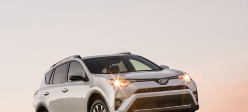 The 2016 Toyota Rav4 is on GAYOT's list of Best Selling Cars of 2016.