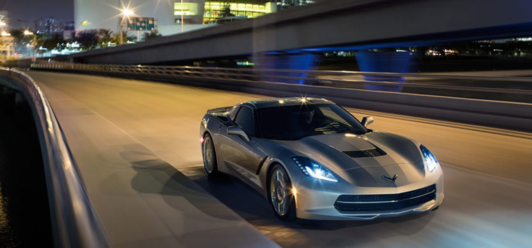 The 2016 Chevrolet Stingray, one of GAYOT's Best Sports Coupes