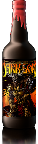 Three Floyds Dark Lord offers intense roasted malt and chocolate flavors